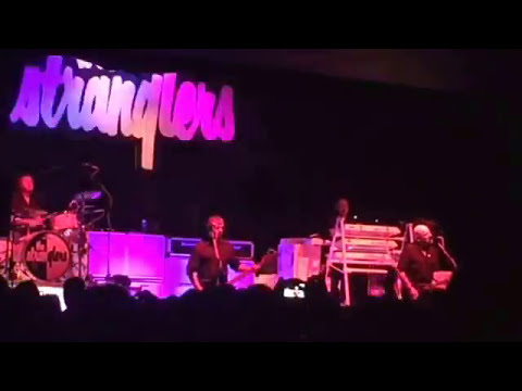 THE STRANGLERS - (GET A) GRIP (ON YOURSELF) - CARDIFF UNI - 18.03.16.