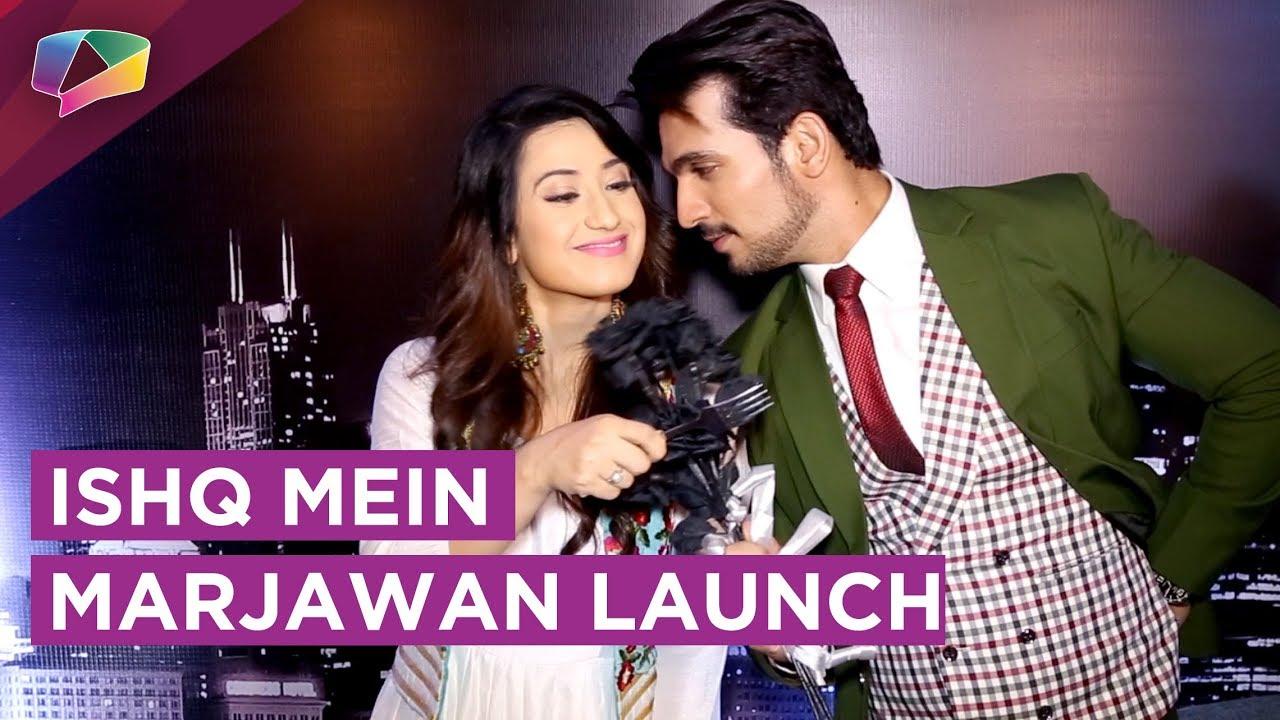 Colors Tv Launches Ishq Mein Marjawan | Exclusive Interview | Arjun & Alisha