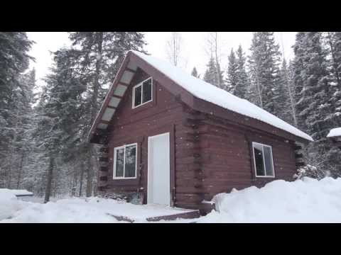 Hunt Memorial Cabin - Chena River State Recreation Area