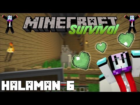 GARASI PENUH CINTA | Minecraft Survival Indonesia Nostalgia | Halaman 6