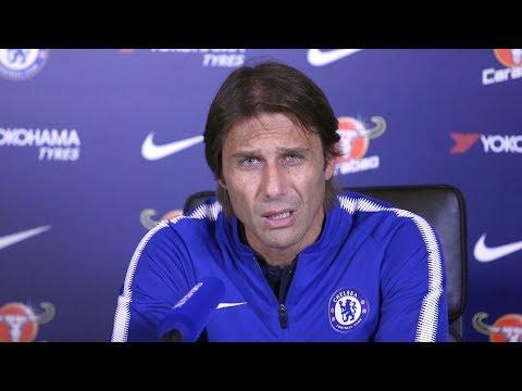 Antonio Conte Full Pre-Match Press Conference - Bournemouth v Chelsea - Premier League