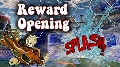 Splash!:D | Stream-Reward Opening | Rocket League: Crate Opening [German][HD]