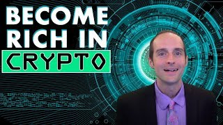 How to Become Rich in Crypto Market WITHOUT Trading!