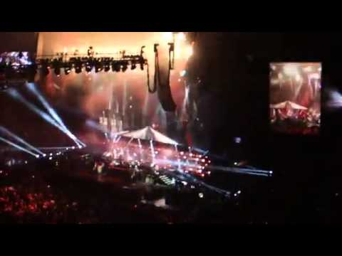 Paul McCartney   Live And Let Die, 12 12 12 Sandy Relief Concert, New York MSG