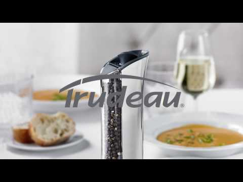 Trudeau Graviti+plus Pepper Mill