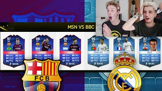 One of TheBurntChip's most viewed videos: MSN VS BBC FIFA 16 FUT DRAFT VS CAL!!!