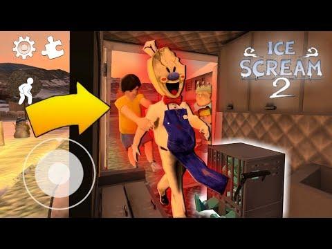 ДЕЛАЮ КОНЦОВКУ в ICE SCREAM 2 обновление ПРОДАВЦА МОРОЖЕНОГО - Ice Scream 2