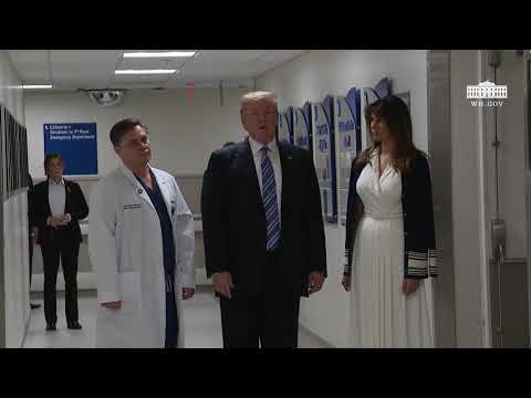 President Trump Delivers Remarks at Broward Health North Hospital