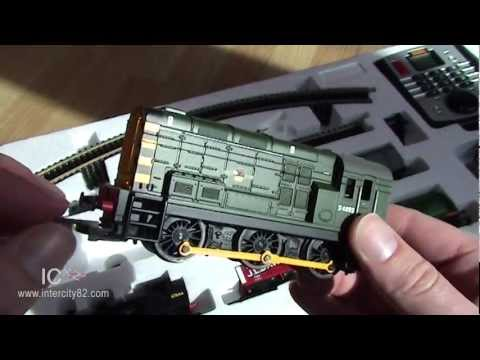 Opening the Mixed Goods Train Set by Hornby