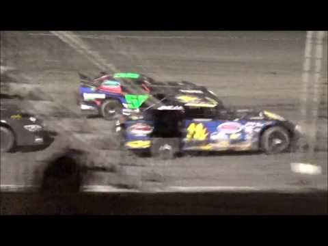 LMSS TOURING SERIES A MAIN RAPID SPEEDWAY JUNE 10,2016