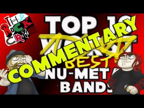 COMMENTARY: Top 10 Best Nu-Metal Bands