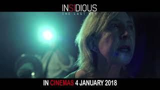 Insidious: The Last Key - Whistle