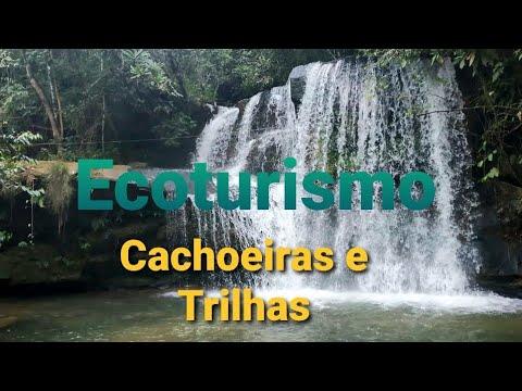 CARIMÃ MATO GROSSO TURISMO ECOLÓGICO Cachoeiras e trilhas