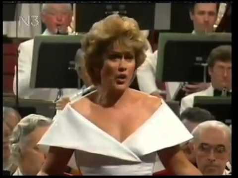 Kiri Te Kanawa - Rule, Britannia! Last Night Of The Proms 1992