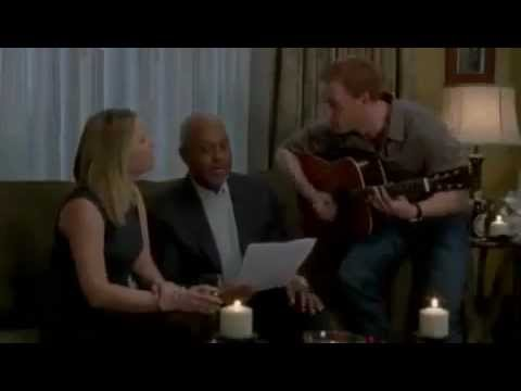 Arizona and Richard singing Baby, it's cold outside