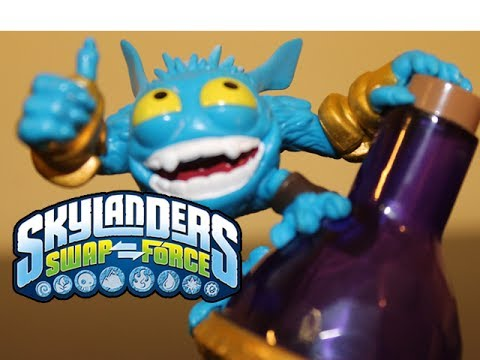 Skylanders Swap Force Triple Pack #1 (Lava Barf Eruptor ...