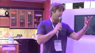 KBIS 2011 Multimedia Lounge: Eric Stromer and Cindy Dole