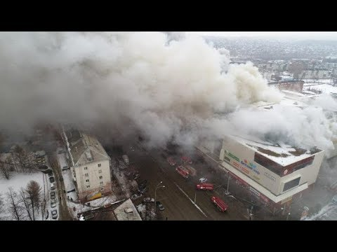 Подписка о неразглашении! Пожар в Торговом Центре Зимняя ...