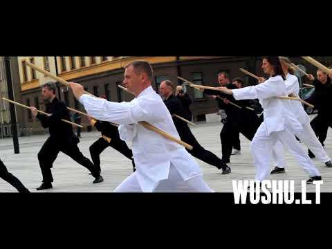 World Tai Chi and Qigong Day 2018 / Lithuania