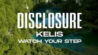 Disclosure, Kelis – Watch Your Step (Official Visualiser)
