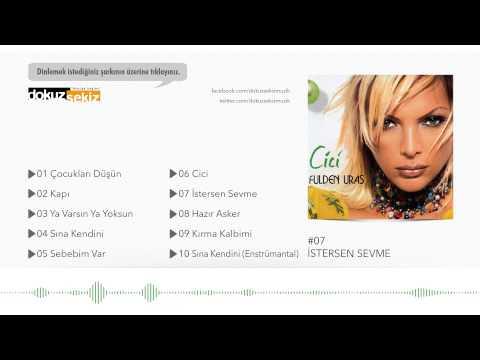 Fulden Uras - İstersen Sevme  (Official Audio)