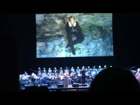 Distant Worlds Los Angeles 2015 - Eyes on Me (Final Fantasy VIII)