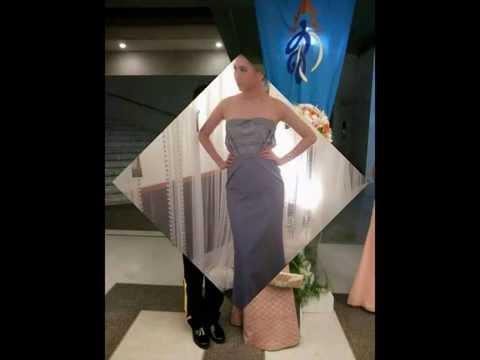 ชุดผ้าไทย 9พฤษภาคม 2015