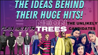 Making Neon Trees, Plain White T's & The Unlikely Candidates Hit Songs with Loren Israel