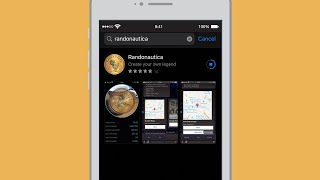 How To: Using the Randonautica App
