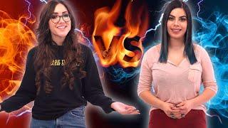 Lizbeth VS Carolina    ¿Quién será la mejor?