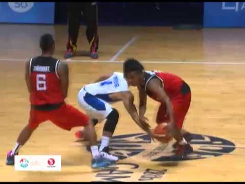Men's Basketball: Philippines vs. Timor-Leste Highlights | 2015 SEA Games