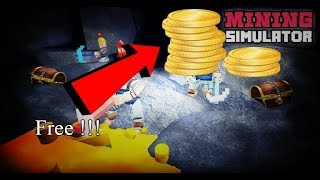 {Codes} gives you Free Rare Egg & FREE Coins !!!! _ IN Roblox Mining Simulator