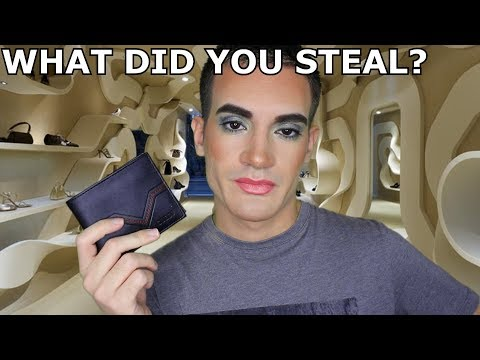 Store Clerk Observes What You Stole! (ASMR RolePlay)