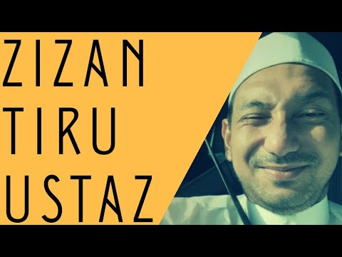 Zizan   Tiru Gaya Ustaz Azhar Idrus   YouTube