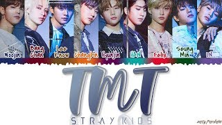 Stray Kids Tmt 별생각 Color Coded Han Rom Eng MP3