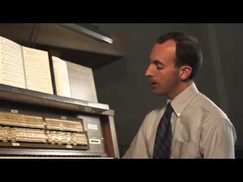 01 - Organ Playing 101: Registration