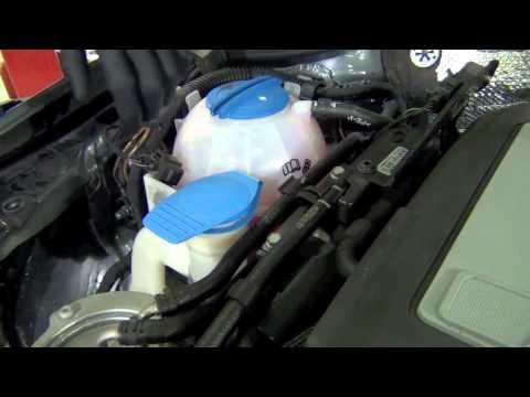 1992 audi 100 quattro coolant reservoir cap manua