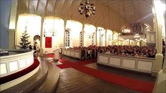 Lumijoen kirkon joululauluilta 2017