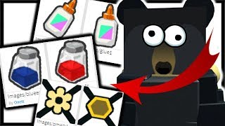NEW UPDATE ITEMS *TEASER* Essence, Glue, Markers | Roblox Bee Swarm Simulator