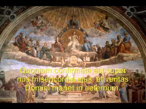 Adoremus in Aeternum  Catholic Hymns, Gregorian Chant