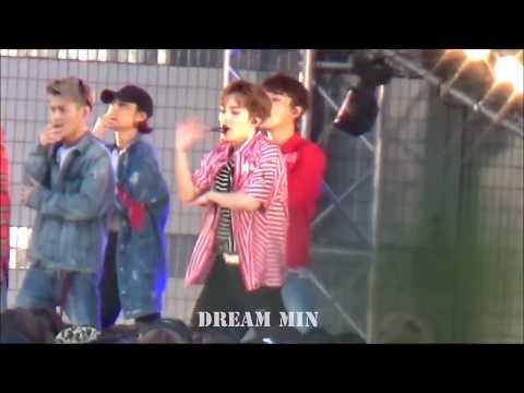 170607 EXO-CBX Japan 쇼케이스 - Girl Problem (Xiumin focus)