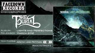 The Burial - Lights and Perfections -  Apathy And Petition