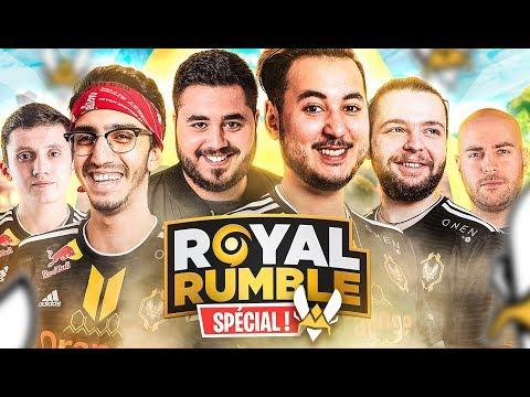 LE MEILLEUR DES VITALITY SUR FORTNITE !!! (Royal Rumble Saison 3 - Ep.5) thumbnail