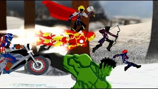 PIVOT AVENGERS AGE OF ULTRON THE MOVIE