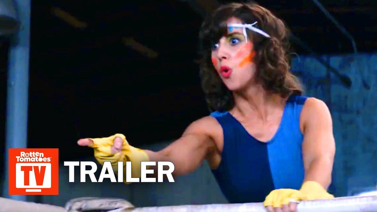 Download GLOW Season 1 Trailer   Rotten Tomatoes TV