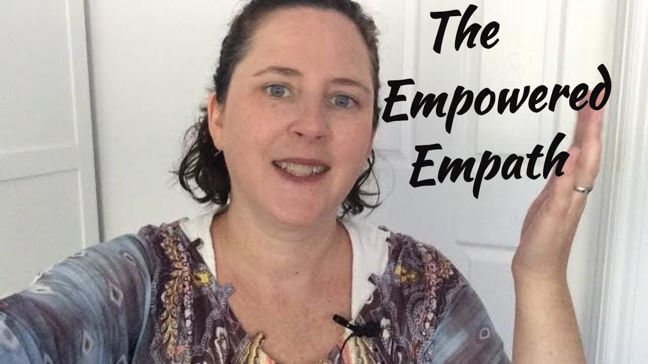 The Empowered Empath - Channeled Message Sept 9 2020 #empath #lightworker #channeledmessage #newage