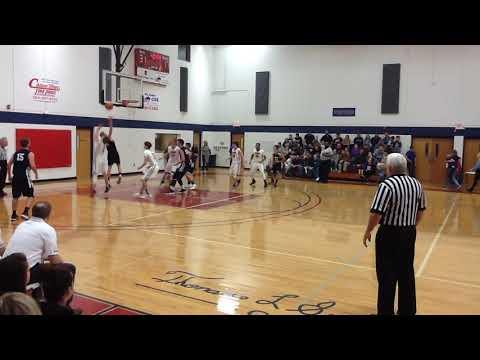 Game Highlights vs Hannan High School 1 18 2019