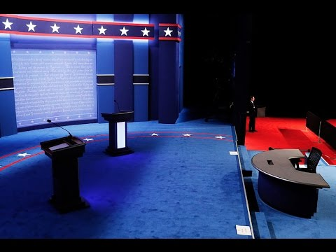 WATCH LIVE: The final Clinton-Trump debate