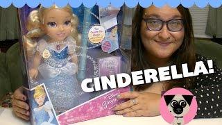 Magic Wand Cinderella  - Disney Princess Toddler Doll!