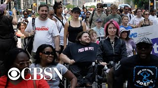 Americans with Disabilities Act turns 30 years old
